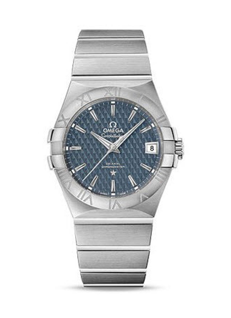Omega Constellation Co - Axial  Automatic in Steel