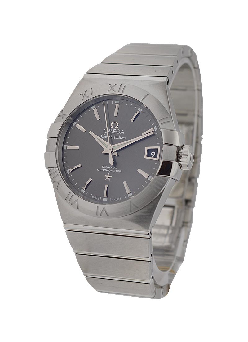 Omega Constellation Men's in Steel