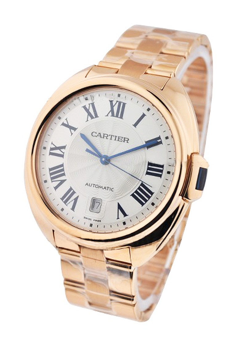 Cartier Cle de Cartier in Rose Gold