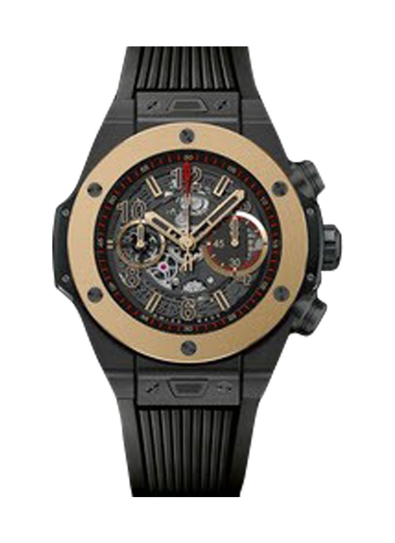 Hublot Big Bang 45mm in Black Ceramic