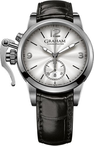 Graham Chronofighter 1965 42mm in Steel