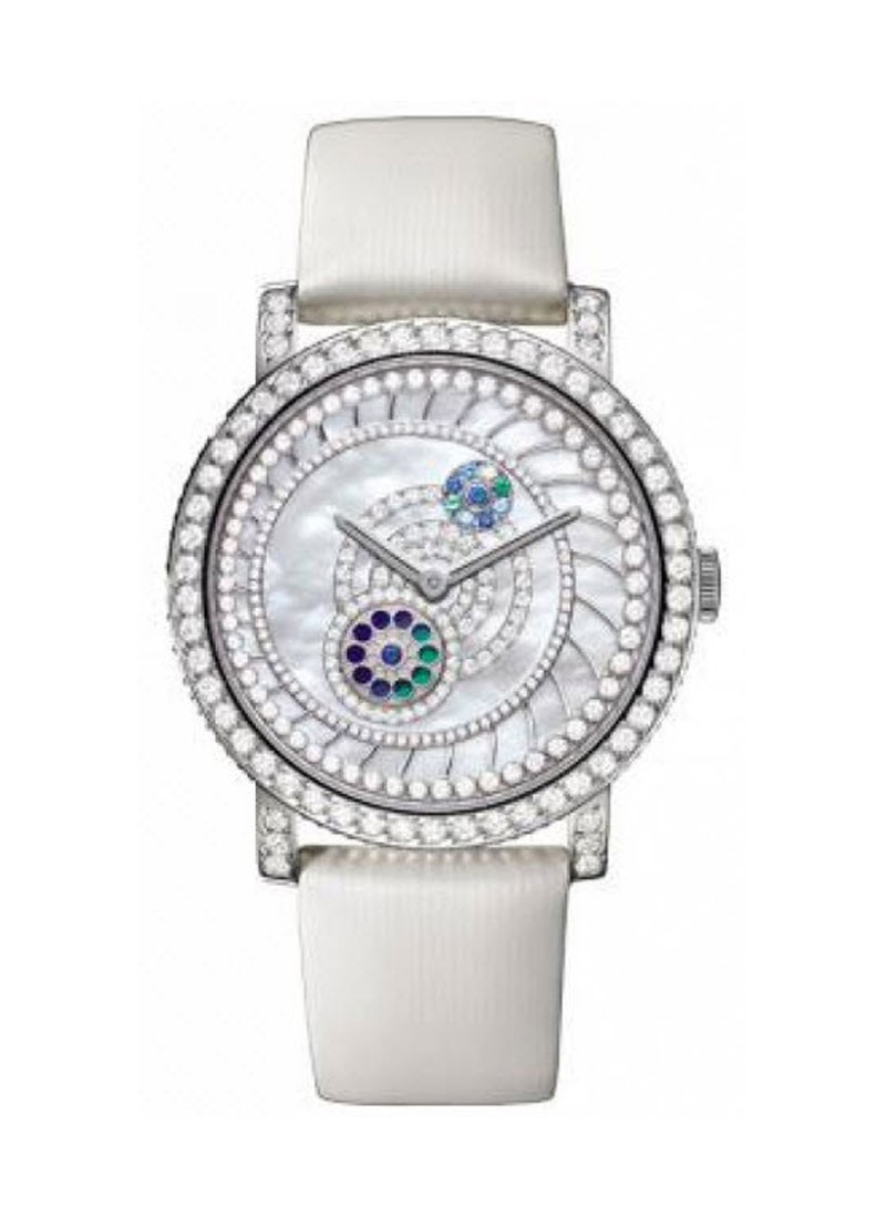 Boucheron Crazy Ma Jolie in White Gold with Diamonds