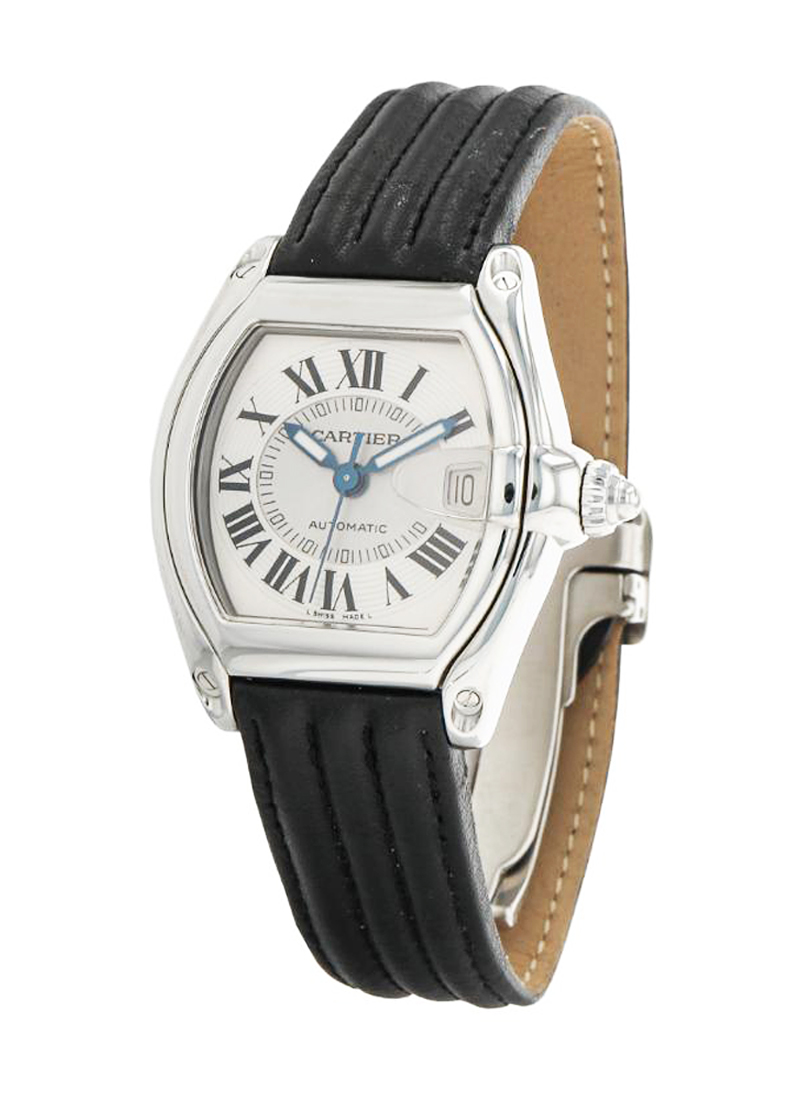 Cartier Roadster Men's Automatic in Steel