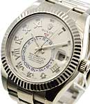 Rolex Used White Gold