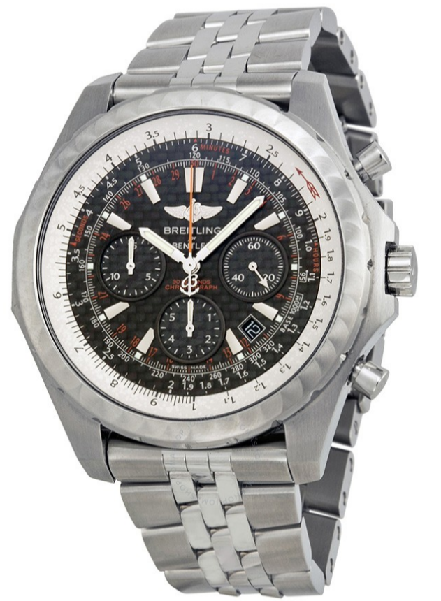Breitling Bentley Motors T Mens Automatic in Steel