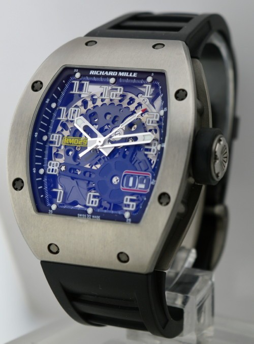 Richard Mille RM 029 Automatic with Titanium
