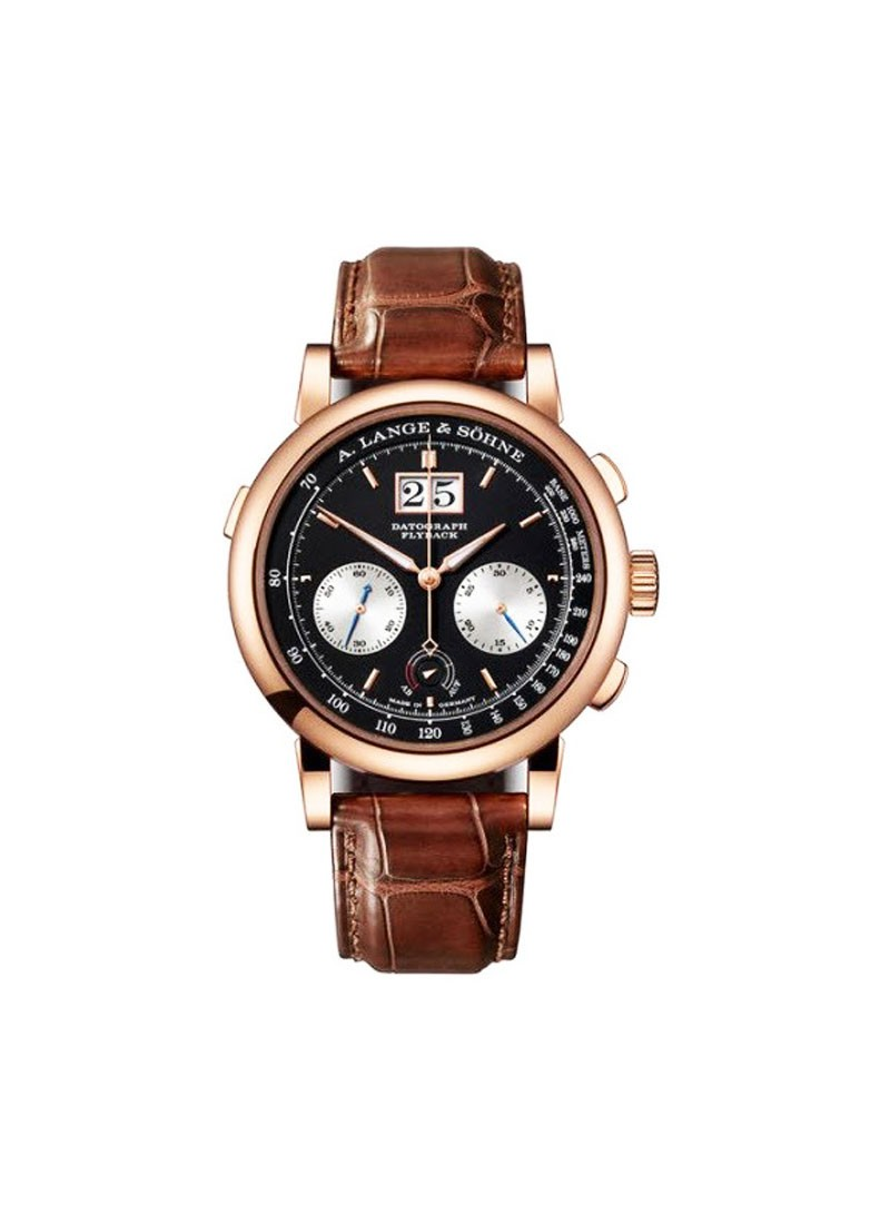 A. Lange & Sohne Datograph Up Down in Rose Gold