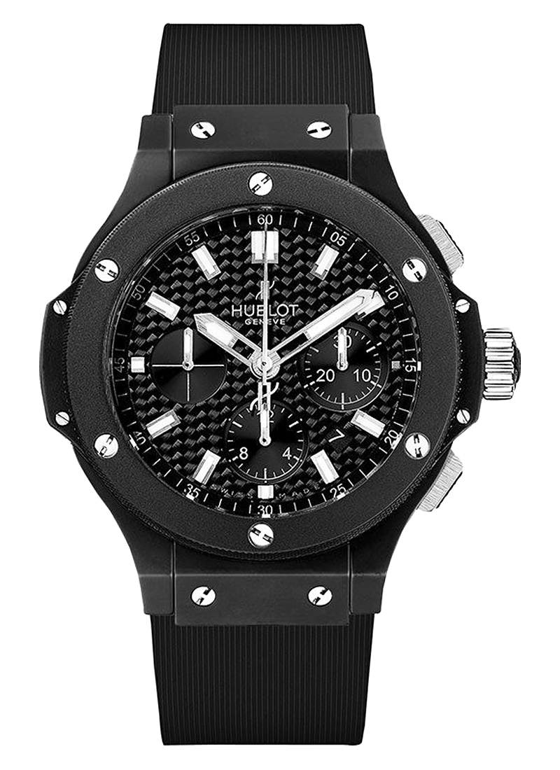 Hublot Big Bang Black Magic Mens 44mm Automatic in Ceramic