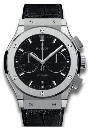 Hublot  Classic Fusion Chronograph  45mm in Titanium