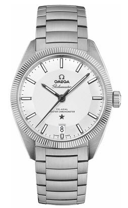 Omega Constellation Globemaster Co Axial Master in Steel