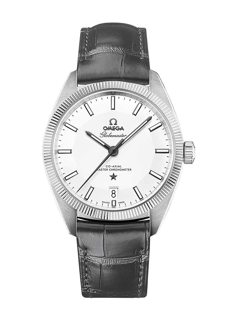 Omega Constellation Globemaster Co-Axial Master Chronometer Mens 39mm Automatic in Steel