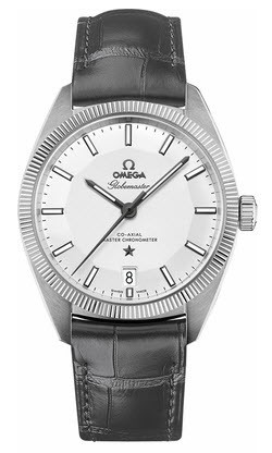 Omega Constellation Globemaster Co Axial Master Chronometer Mens 39mm Automatic in Steel