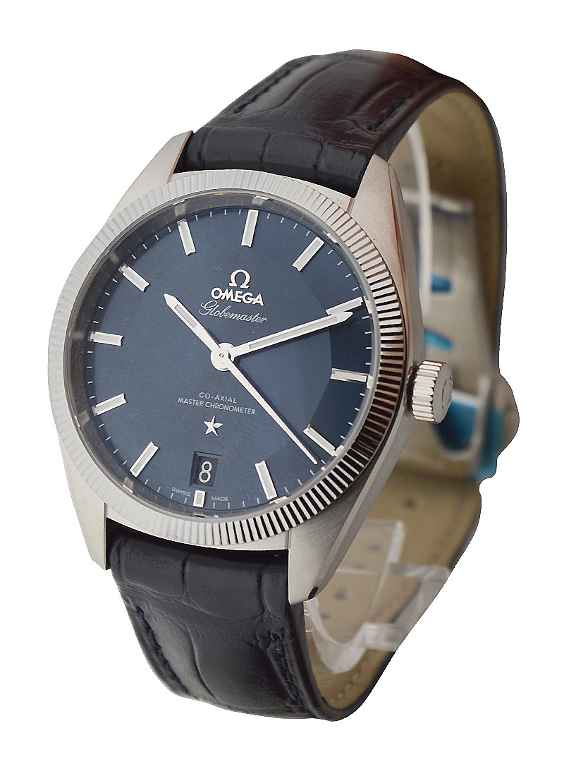 Omega Constellation Globemaster Co-Axial 39mm  in Steel