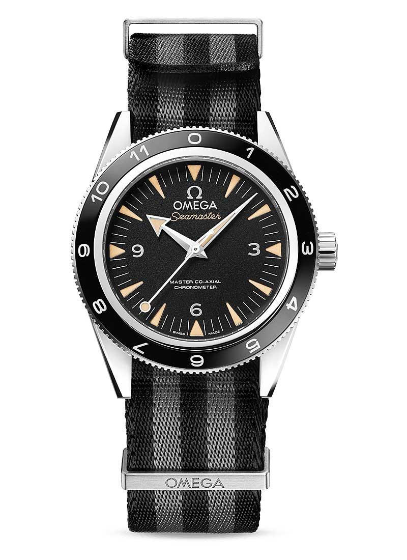 Omega Seamaster 300 Spectre  in Steel - Limited Edition to 7007 pieces