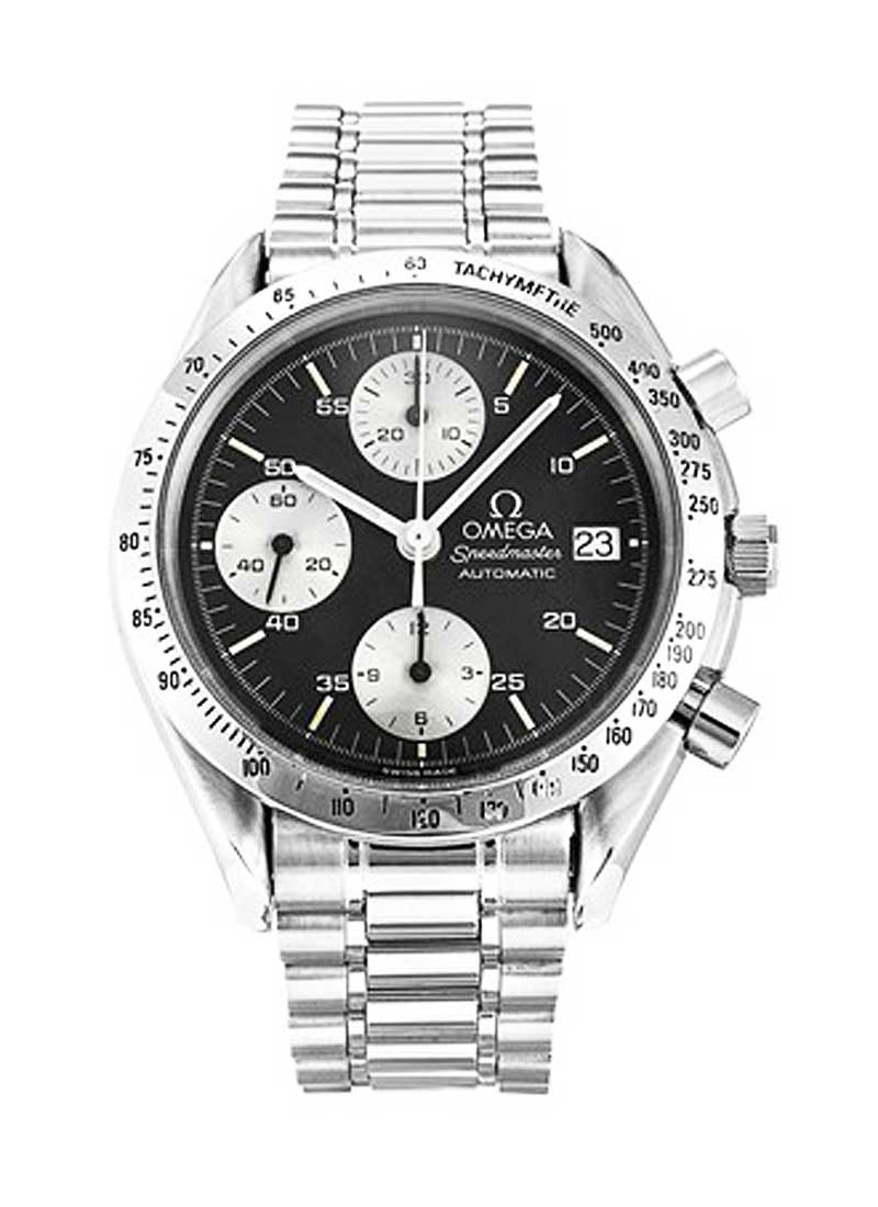 Omega Speedmaster Chronograph Date 39mm Automatic in Steel