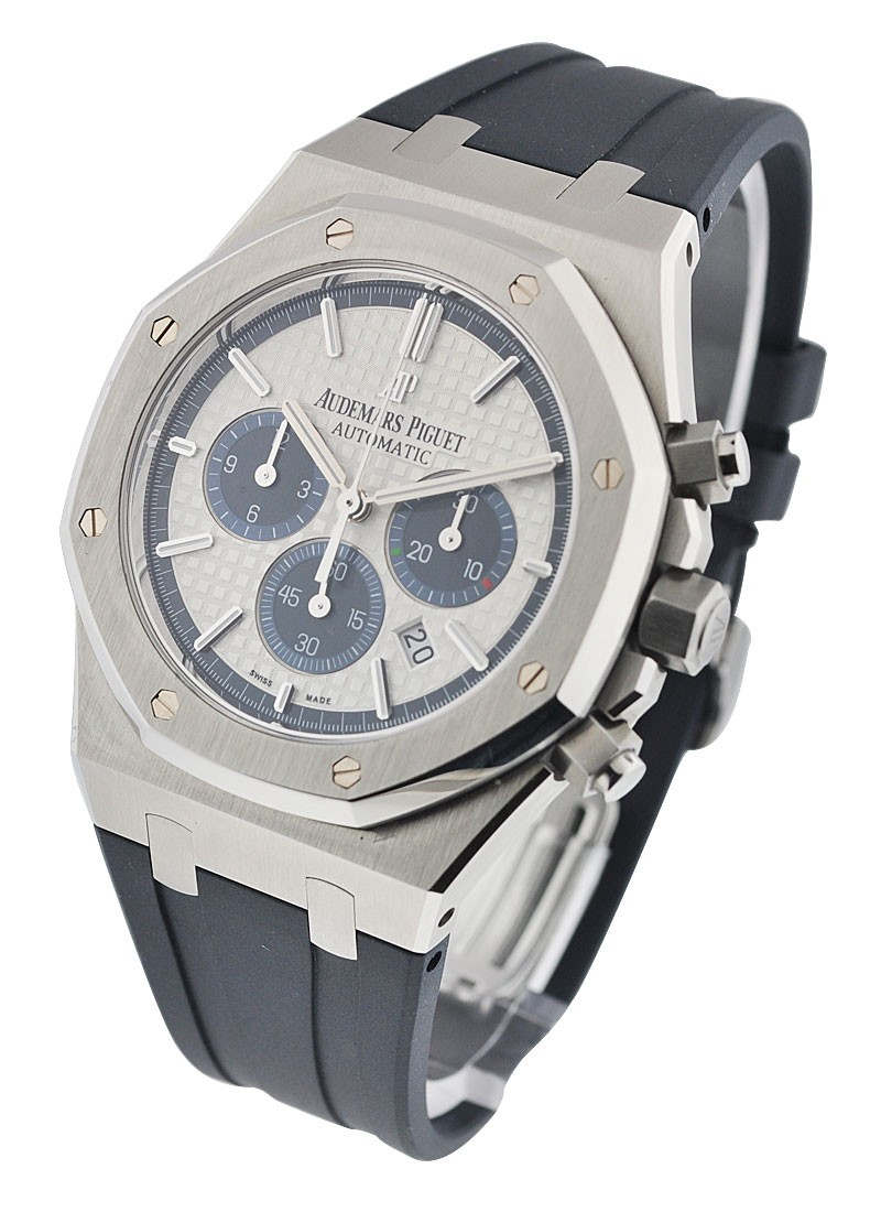 Audemars Piguet Pride of Italy Royal Oak Chronograph Limited Edition in Steel