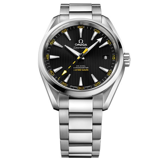 Omega Seamaster Aqua Terra Co Axial in Steel