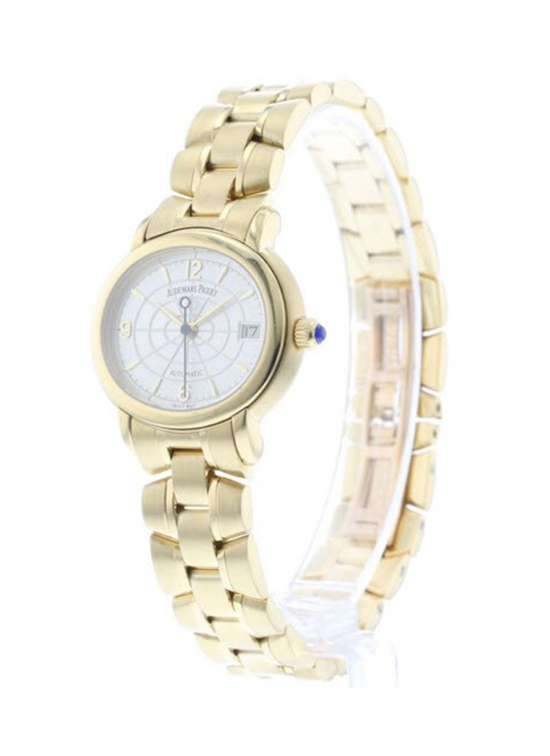Audemars Piguet  Lady's Millenary in Yellow Gold