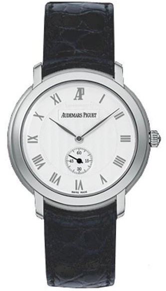 Audemars Piguet Jules Audemars Non Chrono 35mm in White Gold