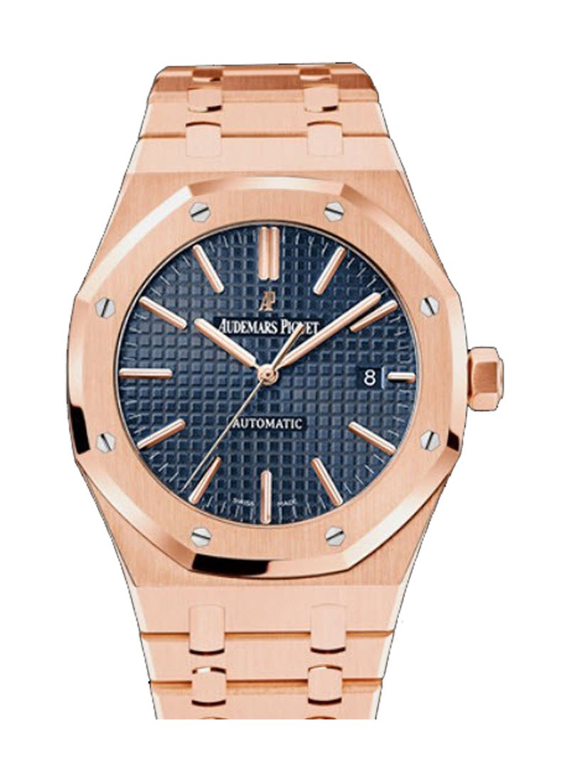 Audemars Piguet Royal Oak Automatic 41mm Automatic in Rose Gold