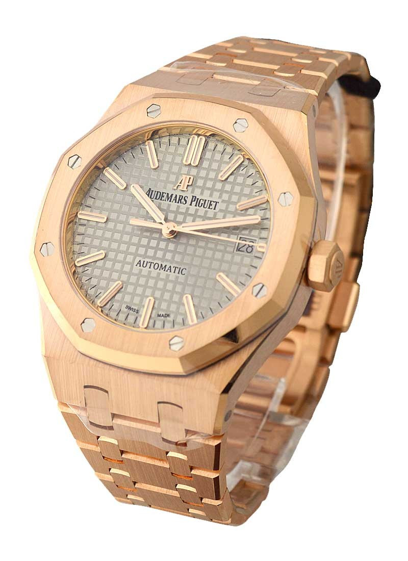 Audemars Piguet Royal Oak 37mm in Rose Gold