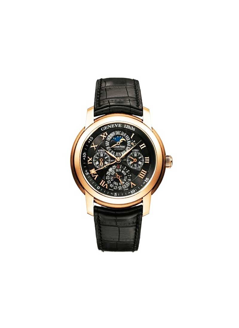 Audemars Piguet Jules Audemars Equation of Time in Rose Gold