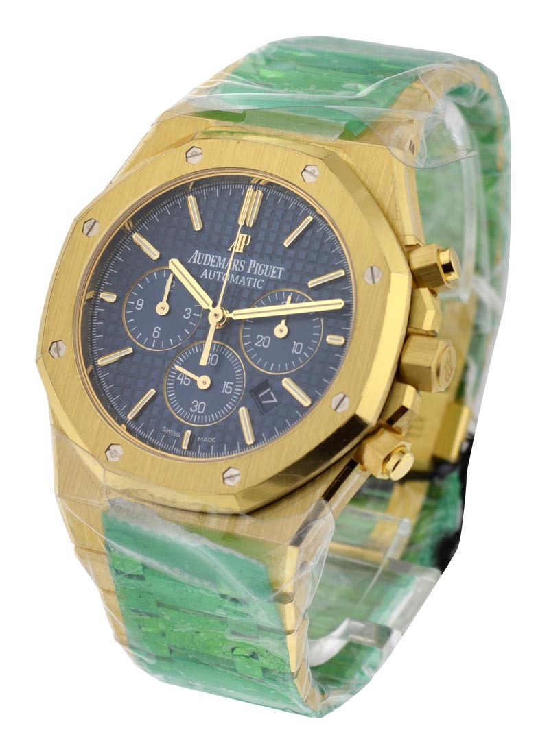 Audemars Piguet Royal Oak Offshore Chronograph in Yellow Gold