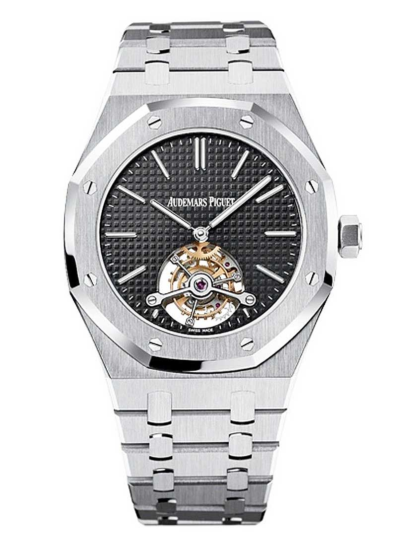 Audemars Piguet Royal Oak Tourbillon 41mm Manual in Steel
