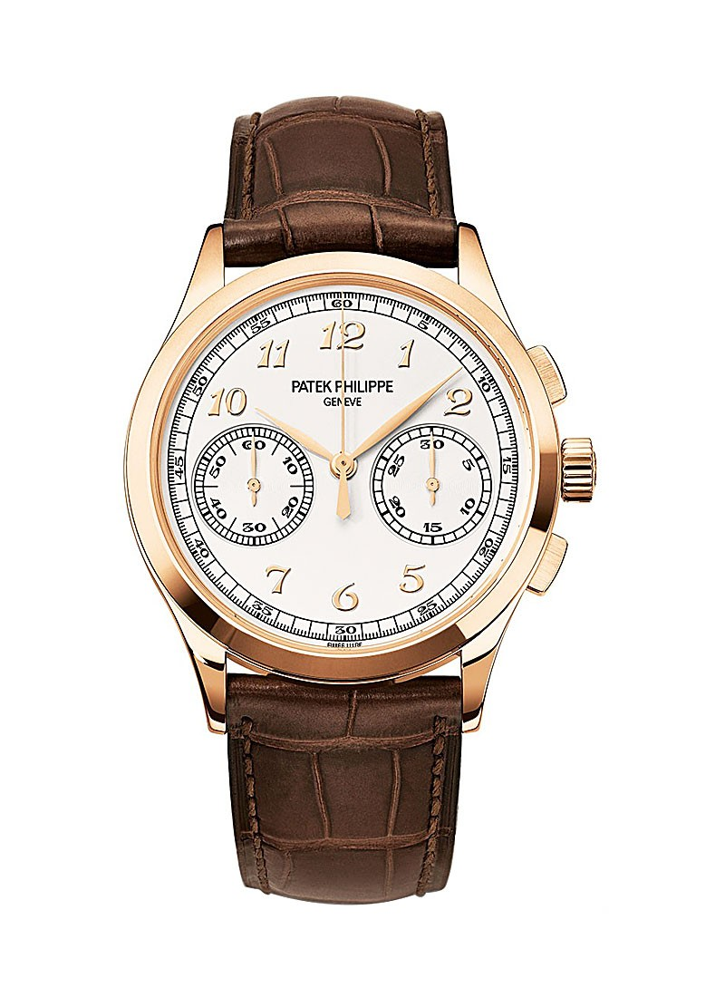 Patek Philippe Complications Chronograph 5170R in Rose Gold
