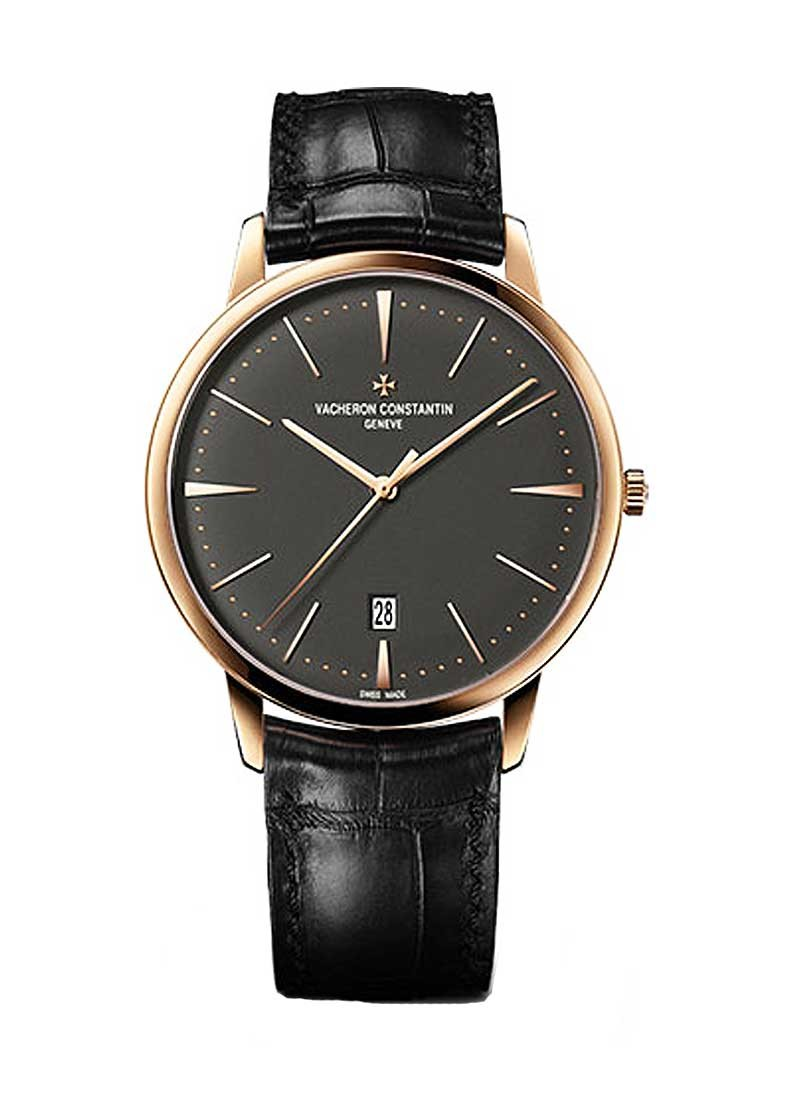 Vacheron Constantin Patrimony Contemporary in Rose Gold