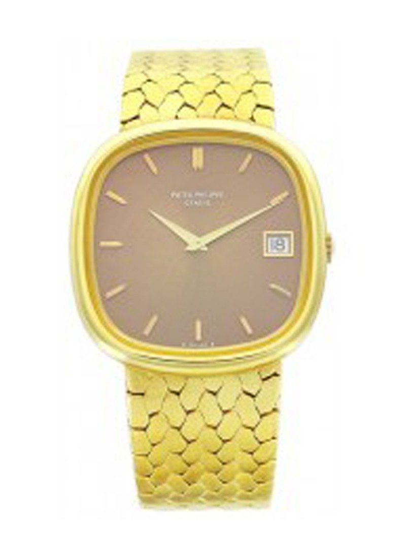 Patek Philippe Vintage Ellipse 3604J in Yellow Gold