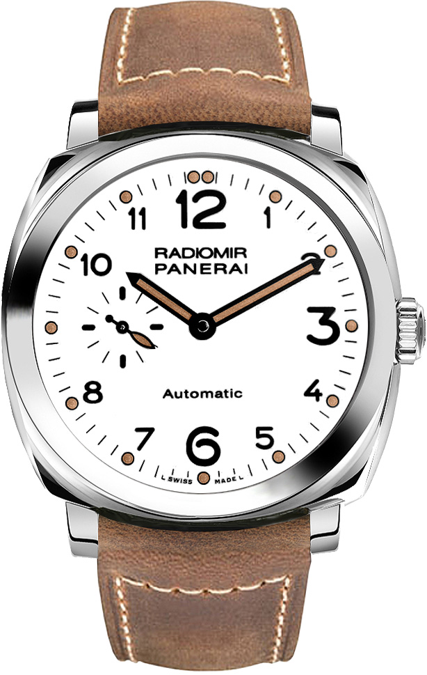 Panerai PAM 655 - Radiomir 42mm Automatic in Steel