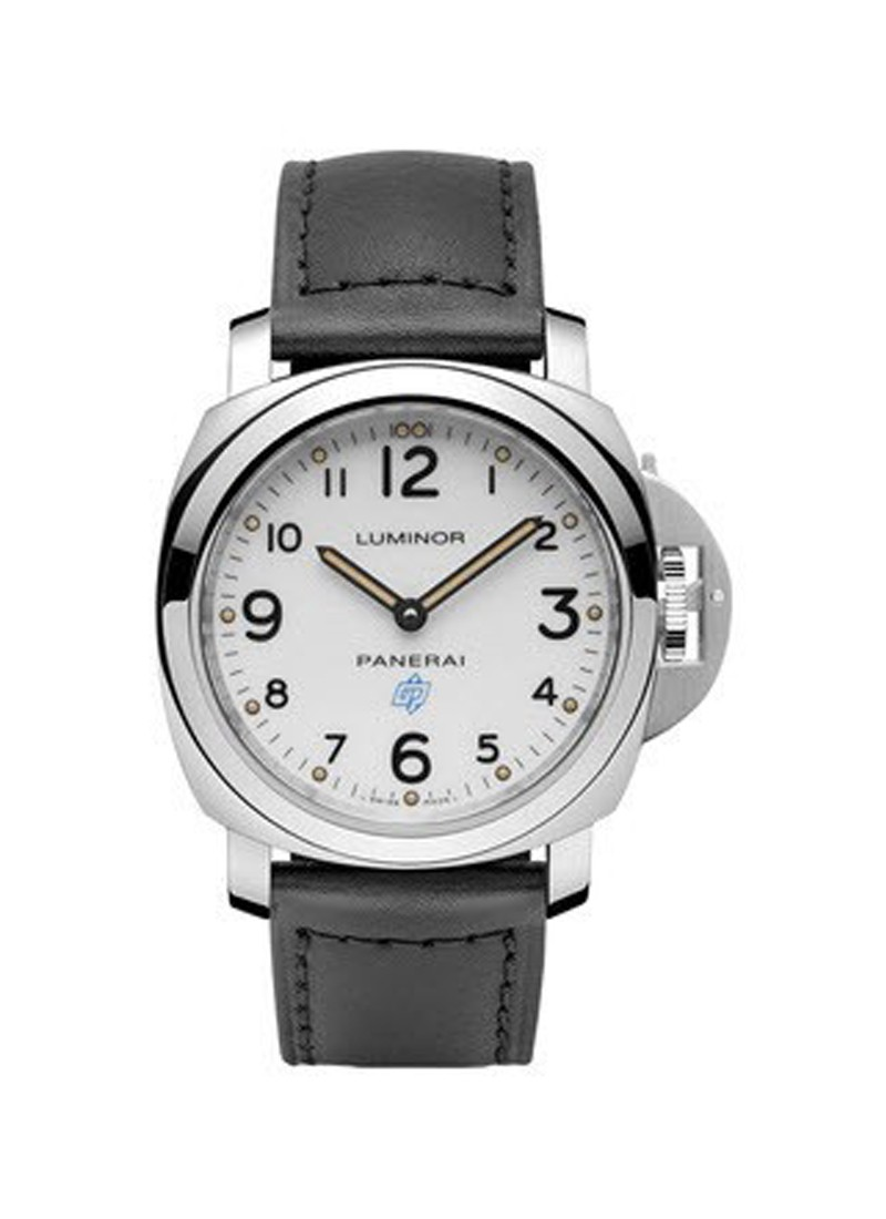 Panerai PAM 630   Luminor Base Logo Acciaio in Steel