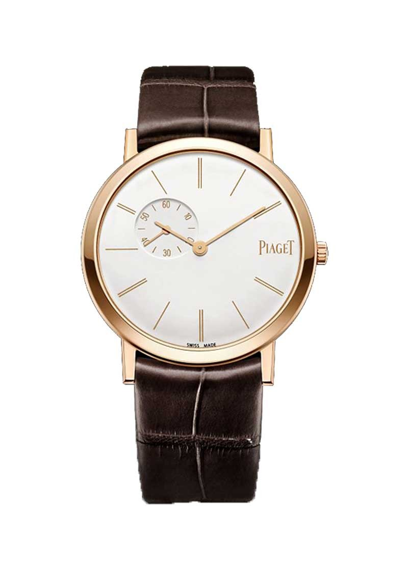 Piaget Altiplano Manual in Rose Gold