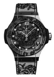 Hublot Big Bang Broderie 41mm in Steel