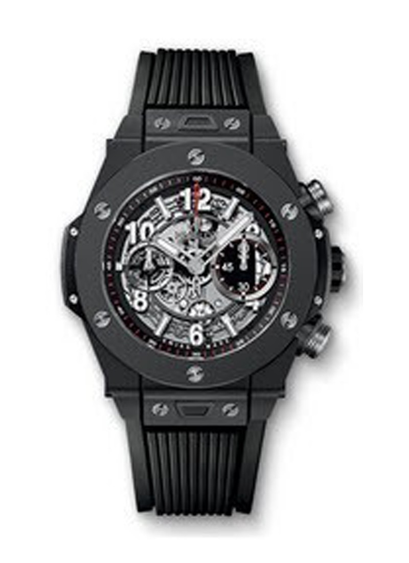 Hublot Big Bang Unico 45mm in Ceramic