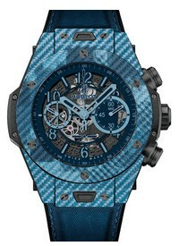 Hublot Big Bang Unico 45mm in Carbon Fiber Case