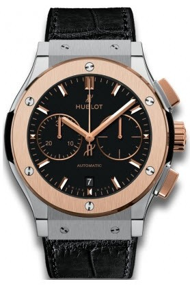 Hublot Classic Fusion Chronograph  45mm in 2 Tone Case