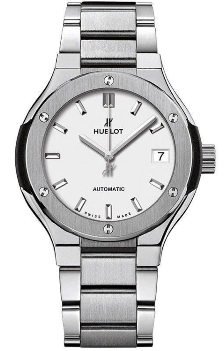 Hublot Classic Fusion 33mm Quartz in Titanium