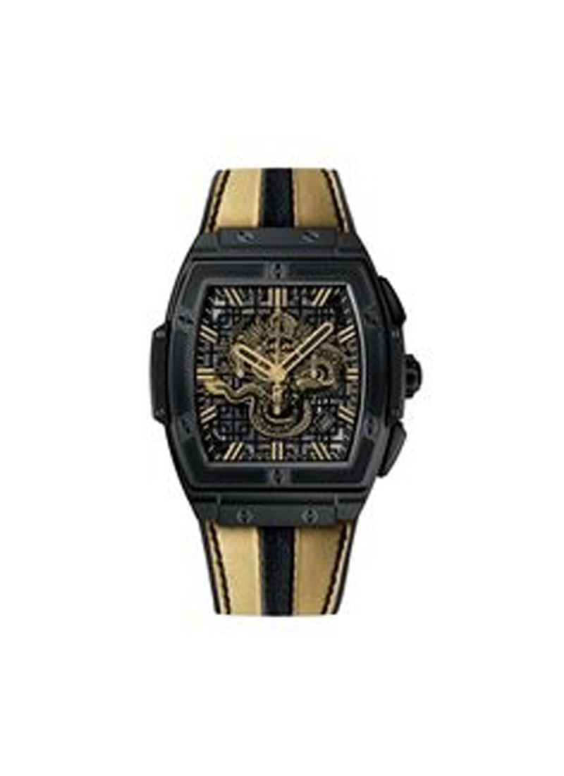 Hublot Spirit of Big Bang for Bruce Lee  in Black Ceramic