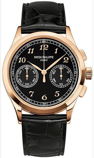 Patek Philippe Classic Chronograph Ref 5170R 010 in Rose Gold