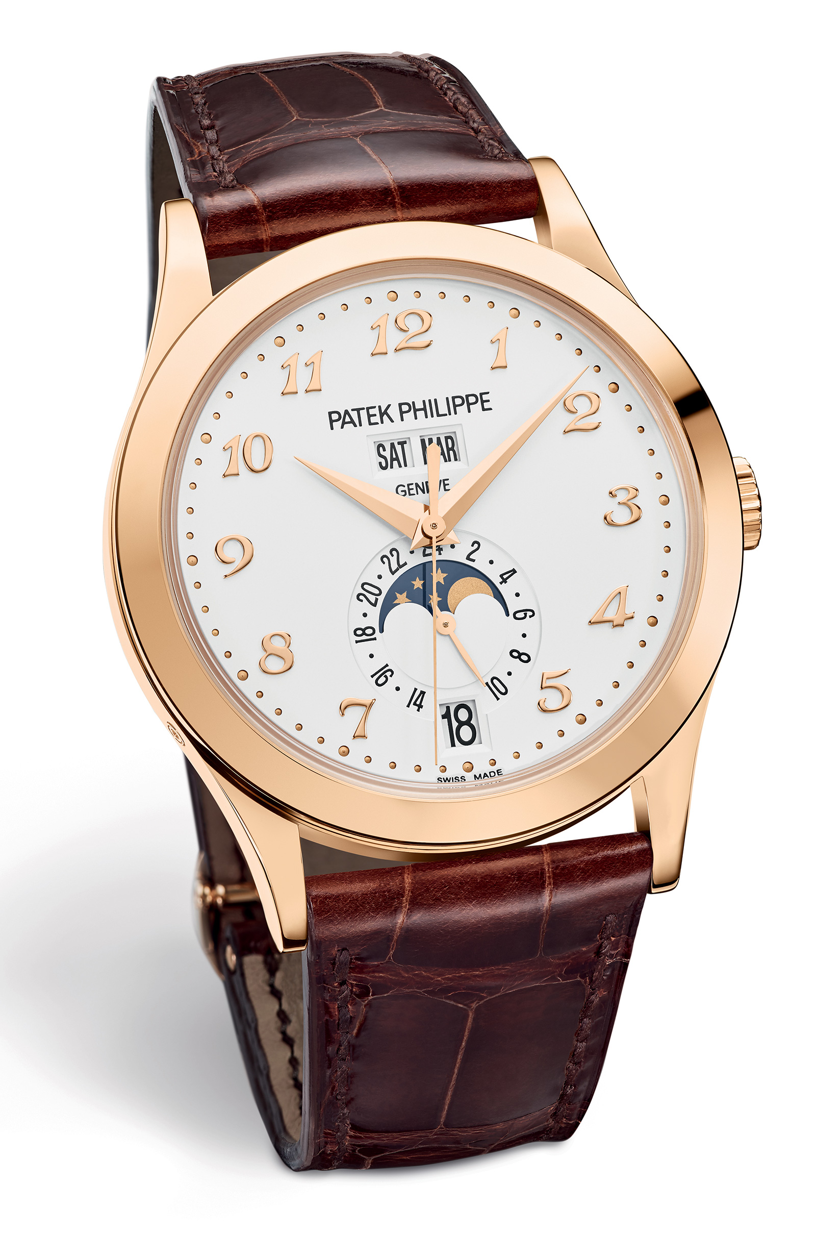 Patek Philippe Annual Calendar 5396 in Rose Gold