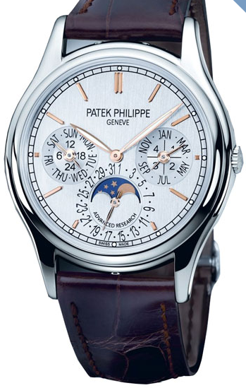 Patek Philippe Vintage 5550 Advanced Research Mens Automatic in Platinum