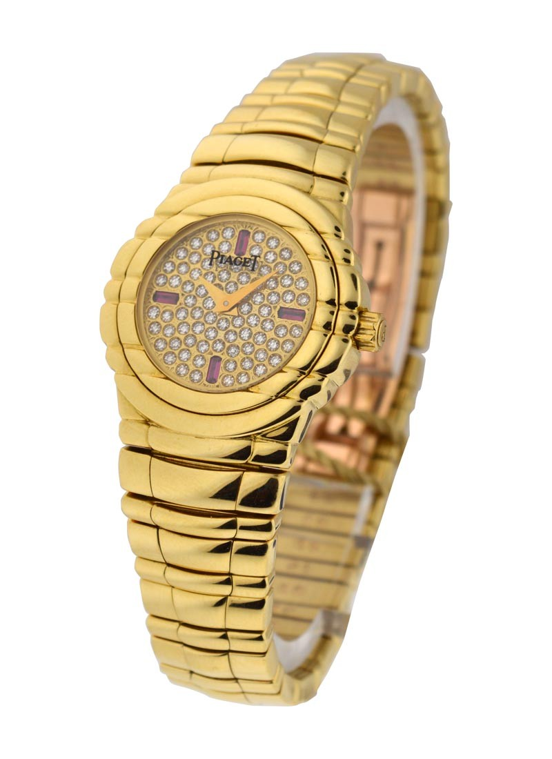 Piaget Tanagra in Yellow Gold