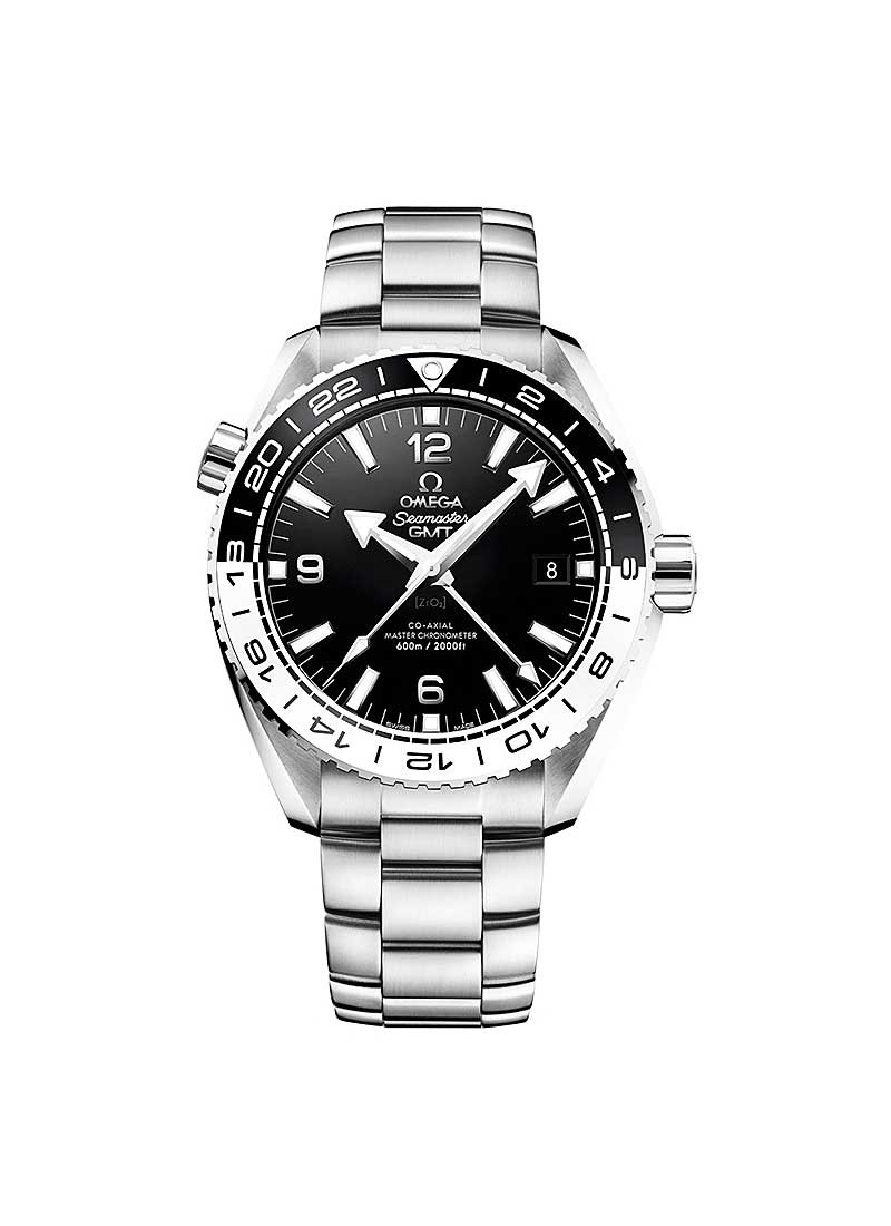 Omega Seamaster Planet Ocean 600m GMT 43.5mm Automatic in Steel
