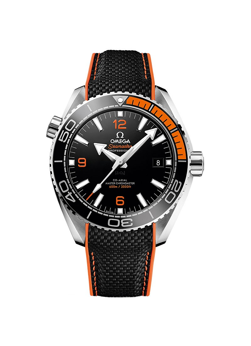 Omega Seamaster Planet Ocean 600m 43mm Automatic in Steel