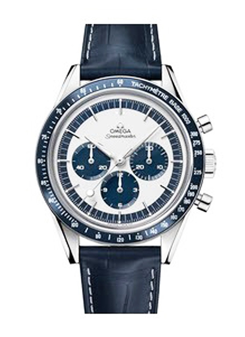 Omega Speedmaster Automatic in Steel   Limited Edition of 2998 pcs Worldwide
