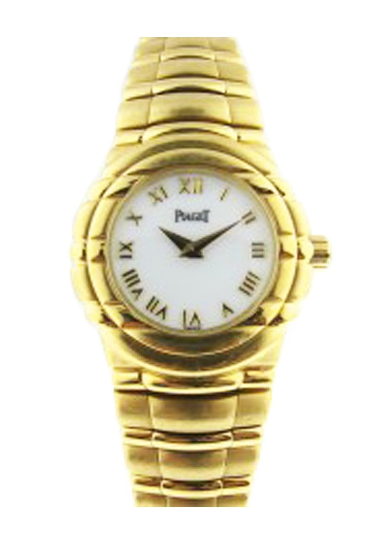 Piaget Tanagra Ladys in Yellow gold