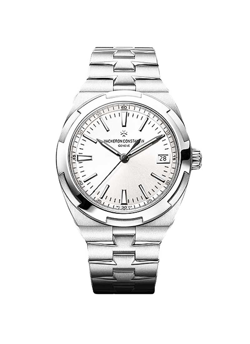 Vacheron Constantin Overseas 41mm Automatic in Steel