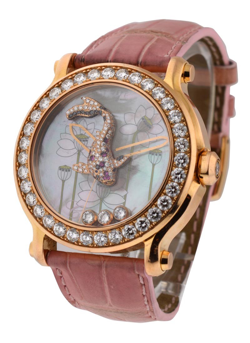 Chopard Animal World Happy Sport Koi Edition